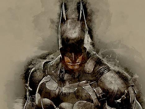 Batman by Marvin Blaine