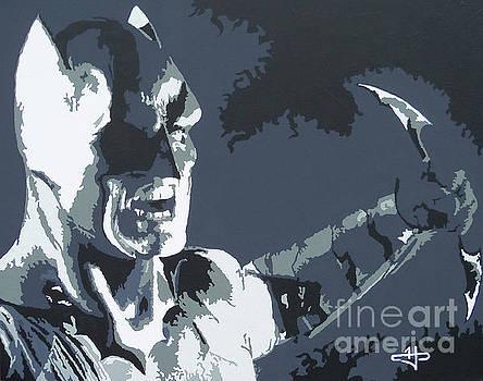 Batman- Shadow of Justice by Kelly Hartman
