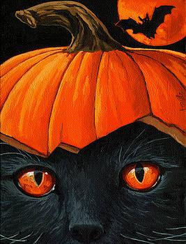 Bats in the Belfry  by Linda Apple
