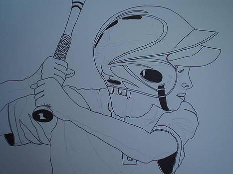 Batter Up by Michael Runner