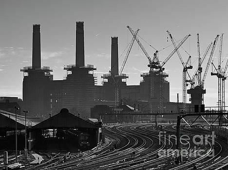 Battersea Power station II by David Bleeker
