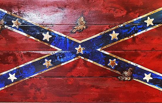 Battle flag bright  by Ana's Jazzy art