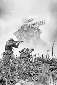 Andrea Gatti - Battle of Okinawa
