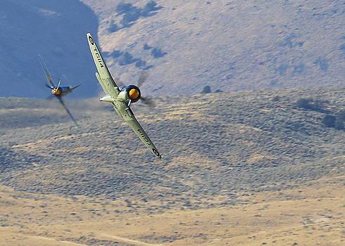 John King - Battle of the Hawker Sea Furys