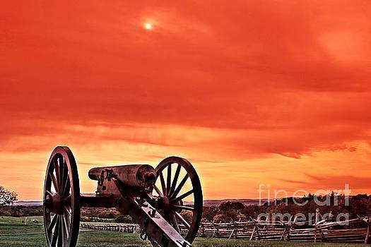 Battlefield - Gettysburg by DJ Florek