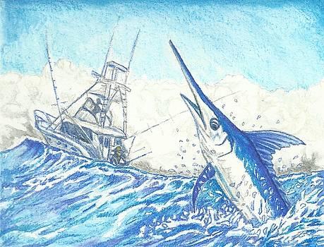 Battling Blue by Sue Bonnar