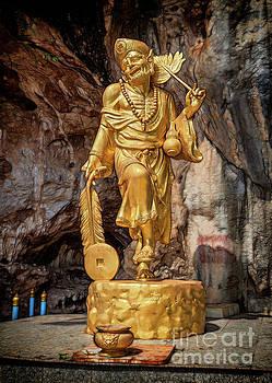 Adrian Evans - Batu Cave Statue