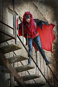 BatWoman Cosplay by Pamela Patch