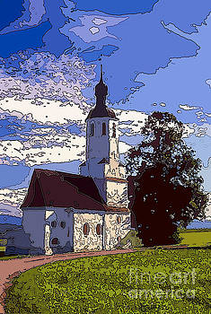 Bob Phillips - Bavarian Countryside Chapel 4