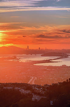 Bay Area Gold by Vincent James