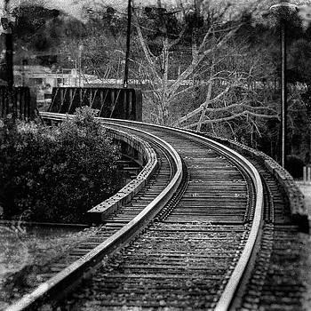 Bay Avenue Railroad Bridge by Daryl Clark