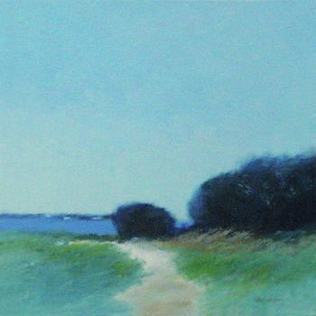 Bay Breeze by Sheila Psaledas