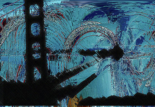 Bay Bridge by Rick Thiemke