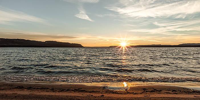 Dan Traun - Bay City Sunrise