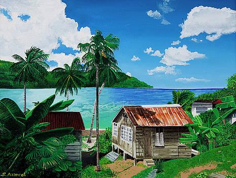 Bay House by Sandra Azancot