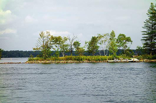 Robert Meyers-Lussier - Bay Lake Study 7