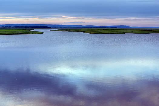 Nikolyn McDonald - Bay of Fundy - Nova Scotia - High Tide