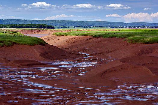 Nikolyn McDonald - Bay of Fundy - Nova Scotia - Low Tide