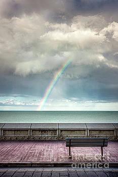 Bay Of Rainbows by Evelina Kremsdorf