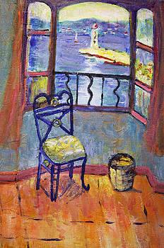 Bay Window by Benjamin Johnson