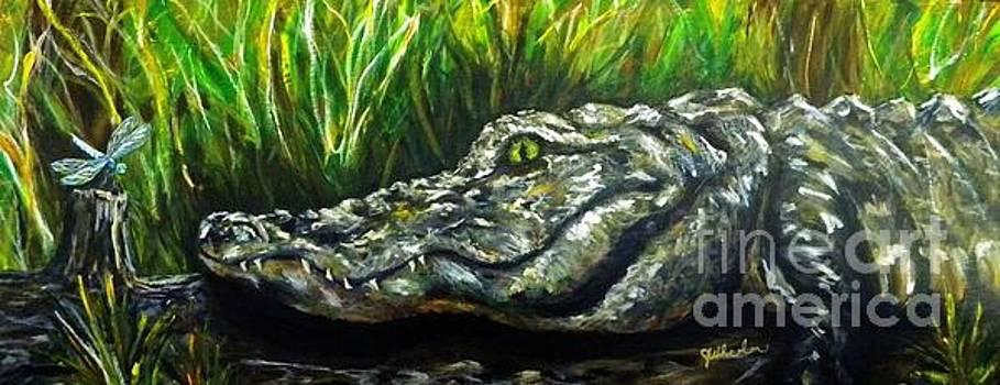 Bayou Buddies by JoAnn Wheeler