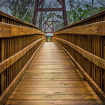 James Woody - Bayou Foot Bridge