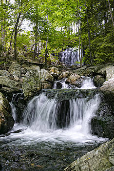 Bays Mountain waterfall AA by Earl Carter