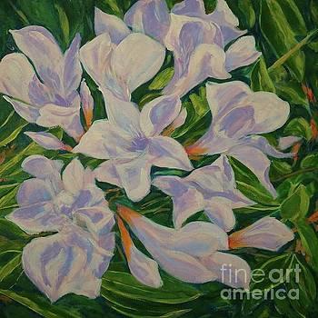 Bayside Oleander by Gail Kent