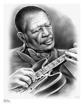 BB King by Greg Joens