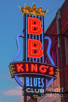 BB King's Blues Club's Blues Club by Jerry Fornarotto