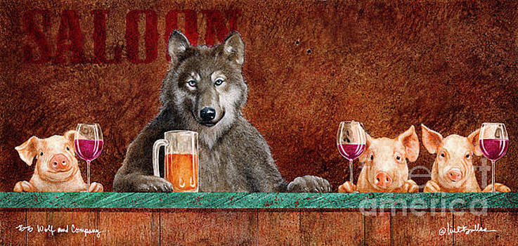 BB Wolf and Company... by Will Bullas