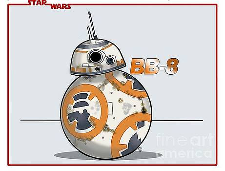 Bb8 by Chris DelVecchio