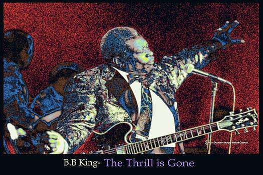 B.B.King by Michael Chatman