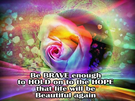 Be Brave Enough by Music of the Heart