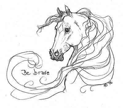 Be Brave by Helen Scanlon