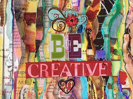 Be Creative by Patricia Rex