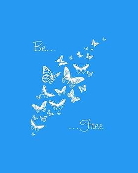 Bamalam  Photography - Be Free - White