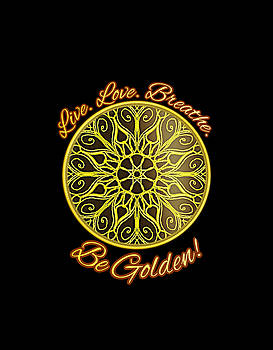 Be Golden Apparel Design by Myssah Lee