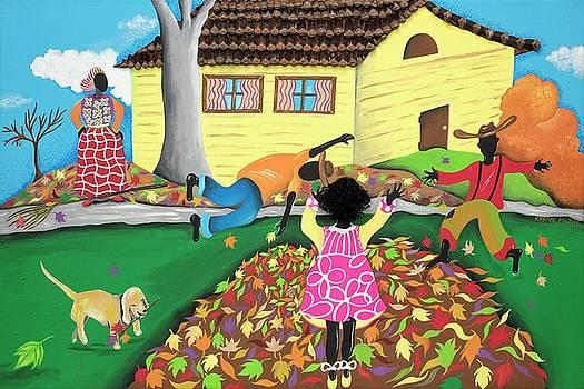 Be-Leaf by Patricia Sabree