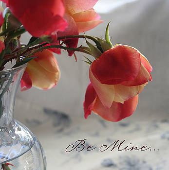 Be Mine Roses by Marna Edwards Flavell