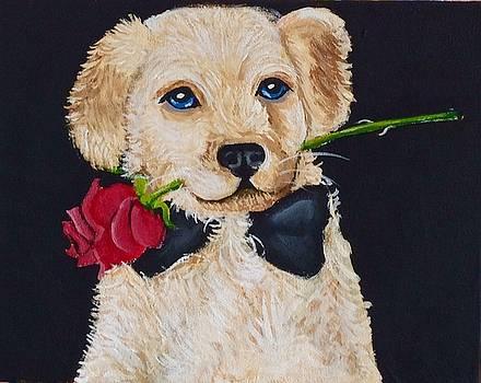 Be my Valentine by Lorena de Gaitan