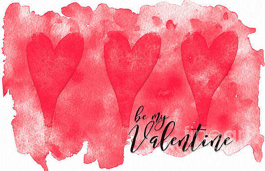 Be my Valentine by Pam  Holdsworth