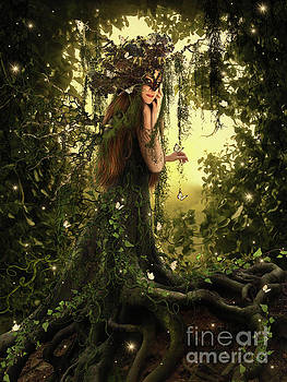 Be Seduced By Magic Tree by Babette van den Berg