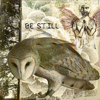 Be still by Lisa Page