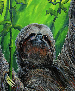 Be The Sloth  by Michael Cranford