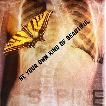 Be you own kind of beautiful by Lisa Page