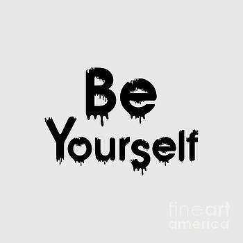 Be Yourself by Juan Molina