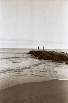 Beach 3 by Linnea Tober