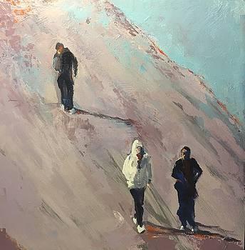 Beach Angles #6 by Judy Pfeifer