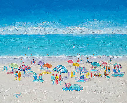 Jan Matson - Beach Art - Fun in the Sun